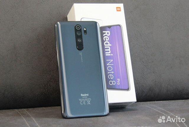 Xiaomi Redmi Note 8 Pro 64 Gb Black 89789632434 купить 1