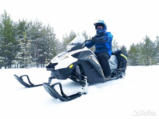 Купить в кредит снегоход челябинск
