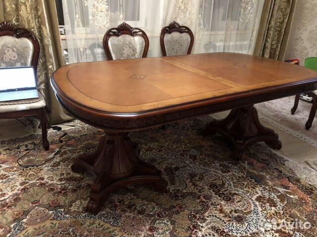 Стол со стульями 89282888233 купить 2