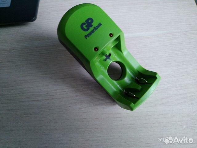 Зарядное устройство GP PowerBank S360 для аа и ааа