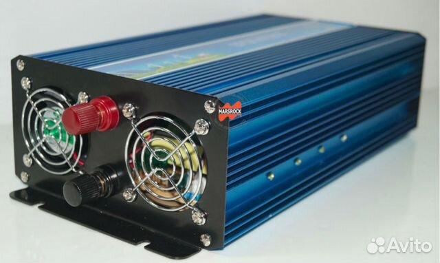 Инвертор DC24 в AC220 1кВт 89226990442 купить 1