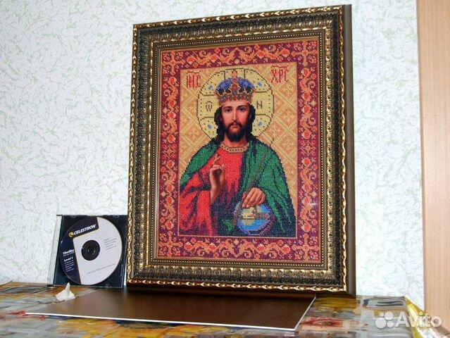 Купить вышивку бисером иконы в новосибирске