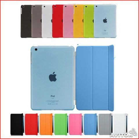 Cover+ Бампер VJ iPad Air / Mini /2 / 3 / 4 все цв— фотография №1