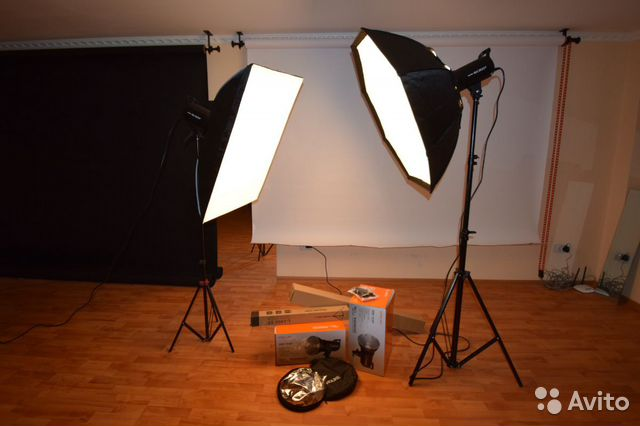 возможности оборудование для фотосессии в аренду спб технике