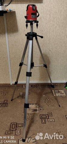 Лазерный уровень (нивелир) 5 линий - 6 точек, 360 89285370680 купить 6
