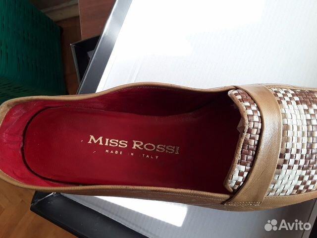Туфли женские (Италия)  89192513025 купить 2
