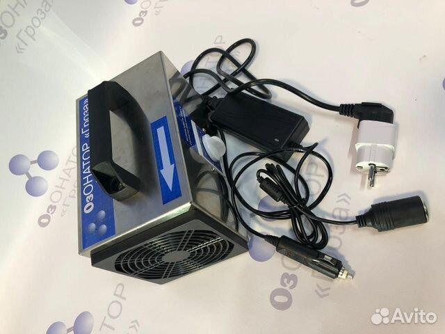 Озонатор воздуха автомобильный Гроза-10 88002225654 купить 4