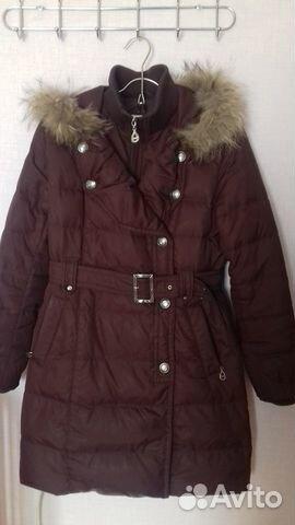 Женское пальто (пуховик женский демисезон) 89245055073 купить 3