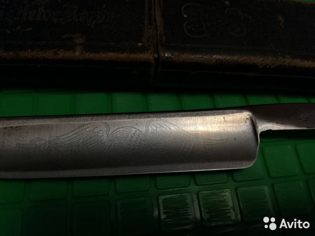 Опасная бритва epluribus unum США Америка USA Орел 89191994149 купить 8