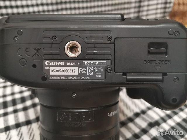 Зеркальный фотоаппарат Canon EOS 650d kit 18-55 89206166645 купить 4