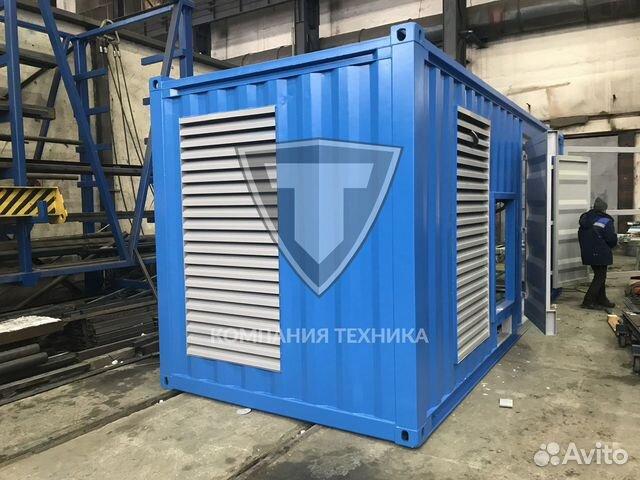 Дизельный генератор - электростанция 500-2000 кВт 88001009556 купить 4