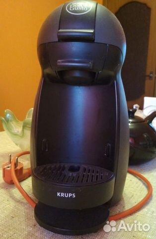 Кофемашина капсульная krups