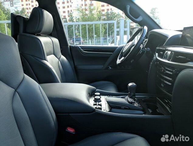 Lexus LX, 2019 купить 5