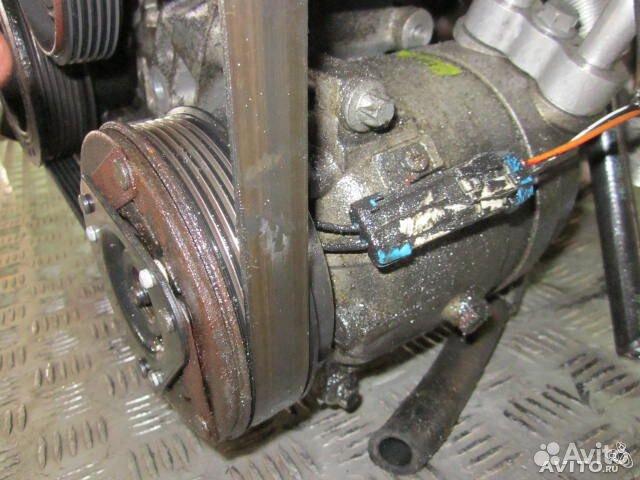 компрессор кондиционера опель омега в