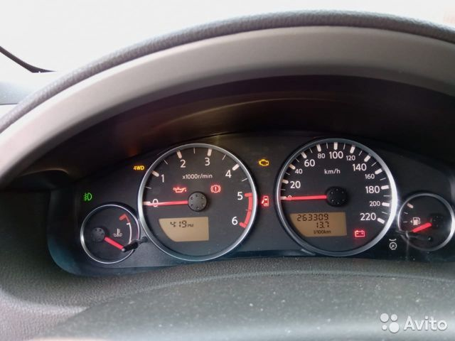 Nissan Pathfinder, 2008 89101904077 купить 8