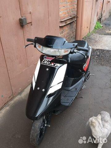 Honda Dio AF 18: технические характеристики Honda Dio AF 18 и фото ...   480x360