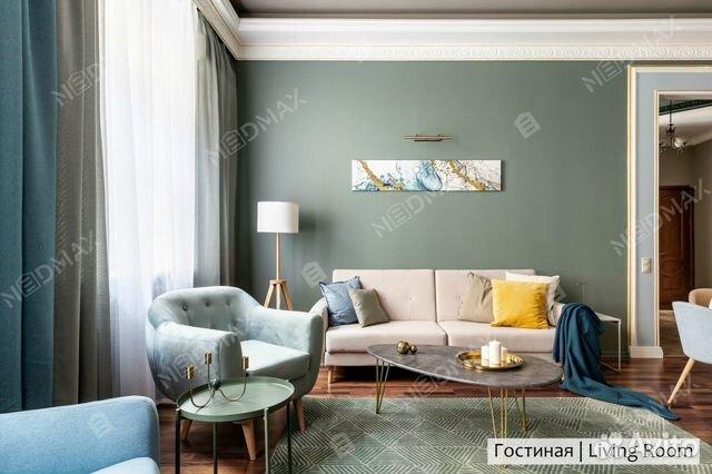 5-к квартира, 155.9 м², 2/5 эт. 88124263793 купить 7
