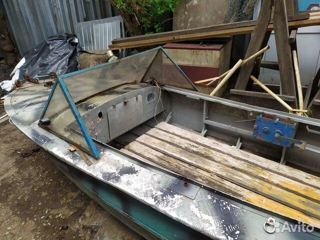 Моторная лодка Обь купить 2