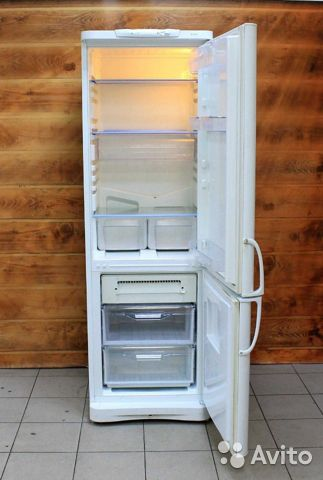 Холодильник Индезит. No Frost купить 3