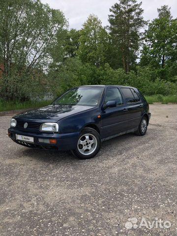 Volkswagen Golf, 1993 89656350378 купить 1