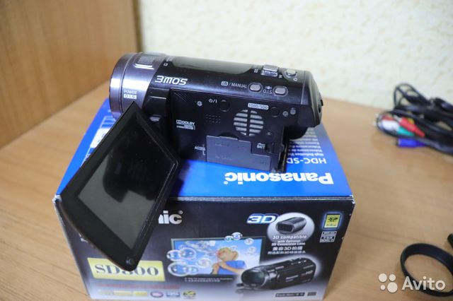 Видеокaмepа Раnаsoniс hdс-SD800 89381477093 купить 5