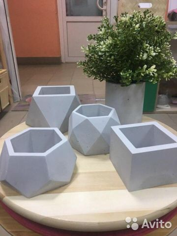 Кашпо из бетона москва купить керамзитобетон в покрытии