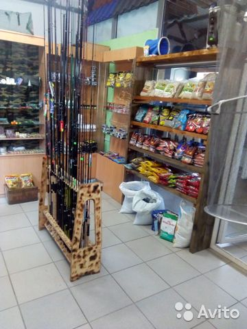 Рыболовный магазин купить 3