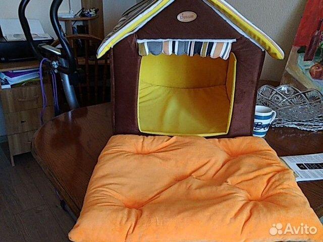 Дом для собаки, кошки. Новый 89654504392 купить 2