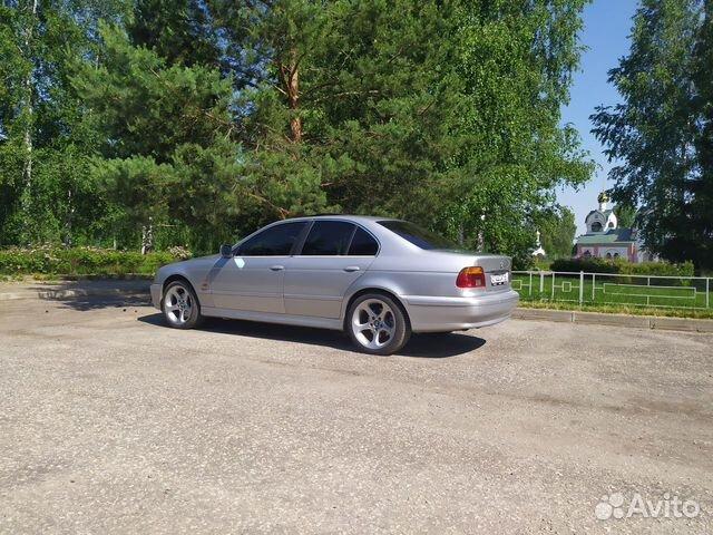 BMW 5 series, 2001 89623735411 buy 3