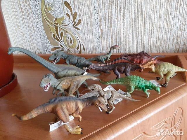 Динозавры Collecta 10 штук 89140157025 купить 1