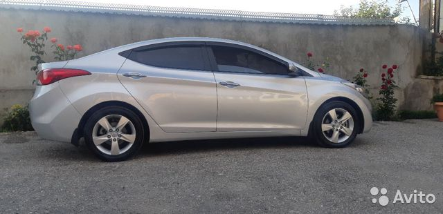 Hyundai Avante, 2012  89094926867 купить 2