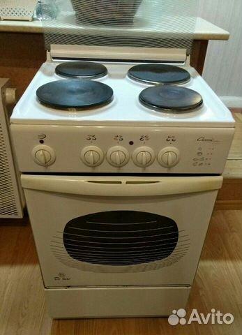 Электро плита De Luxe купить 1