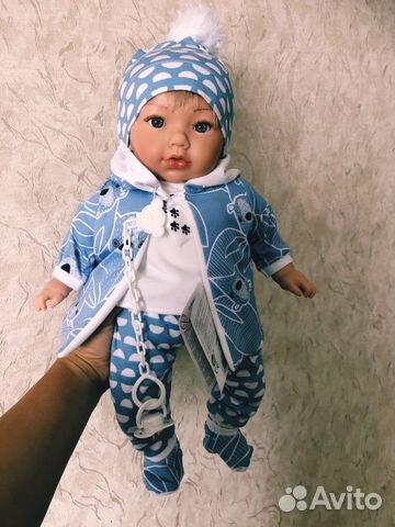 Пупс, Кукла 45 см, Испания, новый