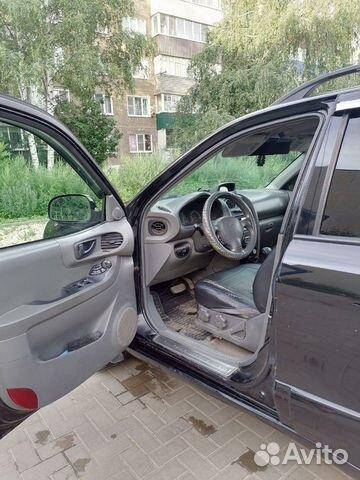Hyundai Santa Fe, 2001  89065967516 купить 8