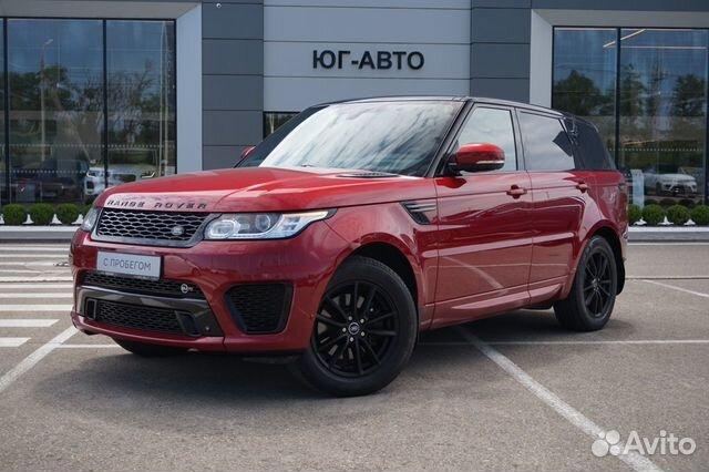 Land Rover Range Rover Sport, 2013  88612441450 купить 1