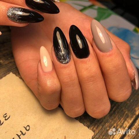 Наращивание ногтей,гель-лак,педикюр  89964133854 купить 9