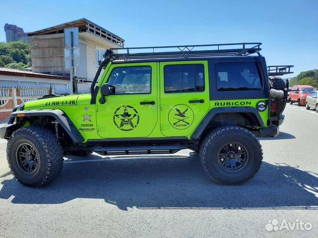Jeep Wrangler, 2012  89679153448 купить 2