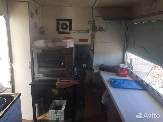 Шаурма (скупава) вагончик передвижной торговый  89200369352 купить 6