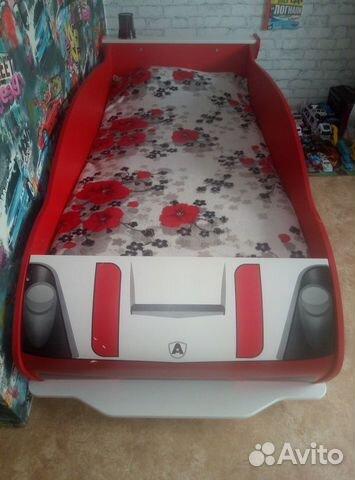 Детская кровать Маквин  89143714987 купить 1