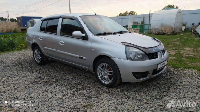 Renault Symbol, 2006  89068171766 купить 9