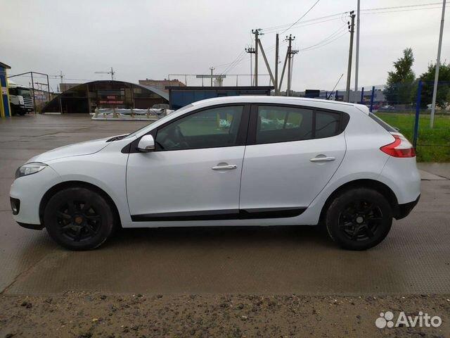 Renault Megane, 2012  89115490305 купить 6