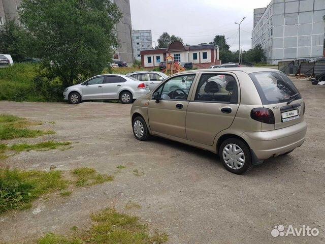 Daewoo Matiz, 2014  89600223012 купить 6