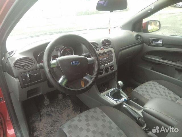 Ford Focus, 2008  89091713394 купить 4