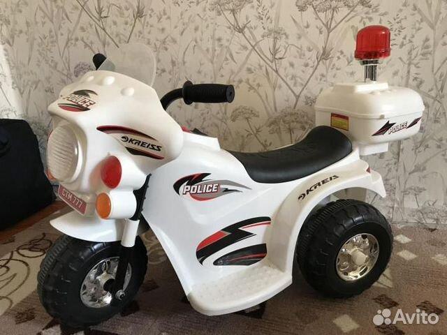 Motorcykel baby  89108648051 köp 1