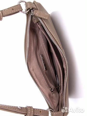 Хаки сумка планшет David Jones  88001004269 купить 5