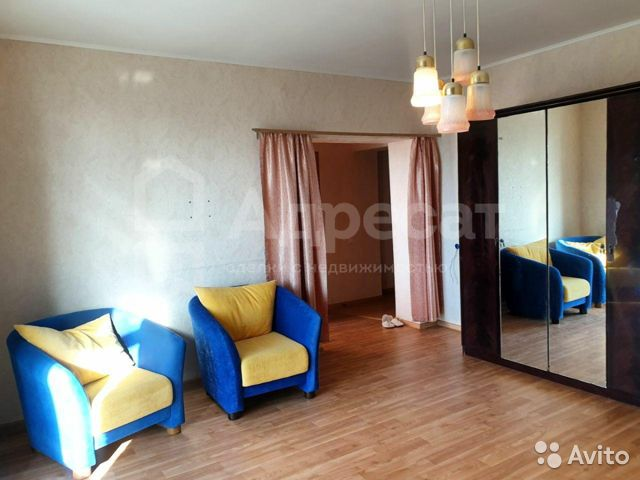 1-к квартира, 44 м², 13/17 эт.  89275060048 купить 2
