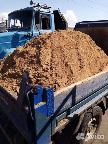 Песок. Отсев. Доставка