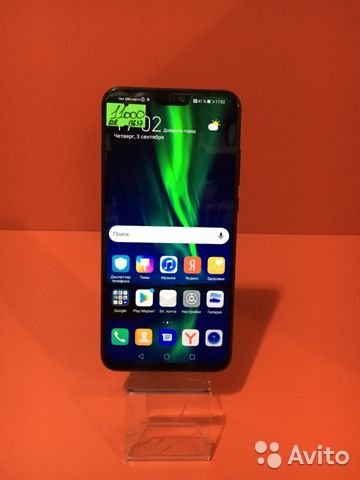 89235827111  Телефон Honor 8x 128gb (13637)