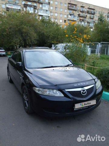 Mazda Atenza, 2002  89135337894 купить 3