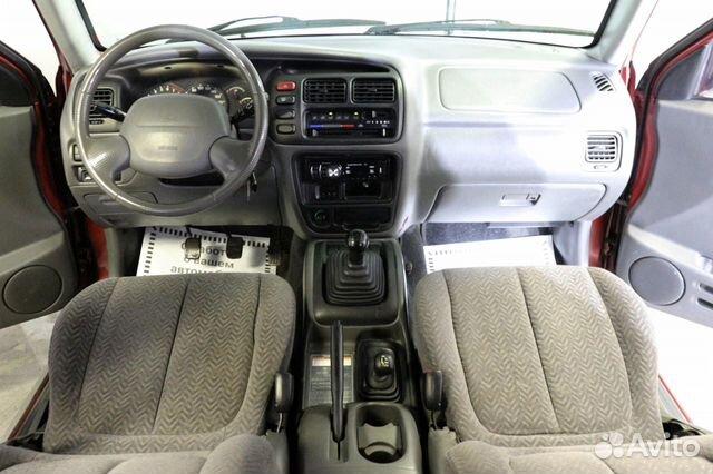 Suzuki Grand Vitara, 2001  89586166269 купить 6